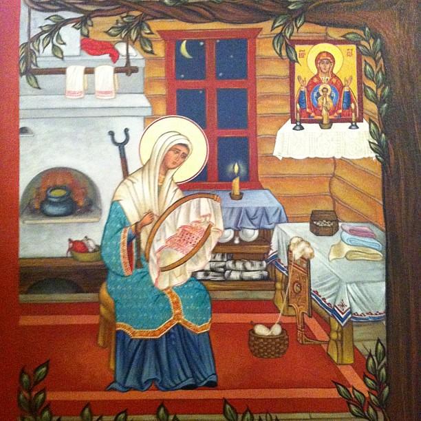 Saint Juliana...