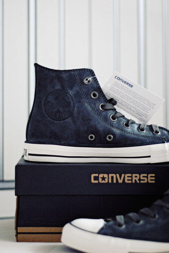 New In: Converse Sneakers