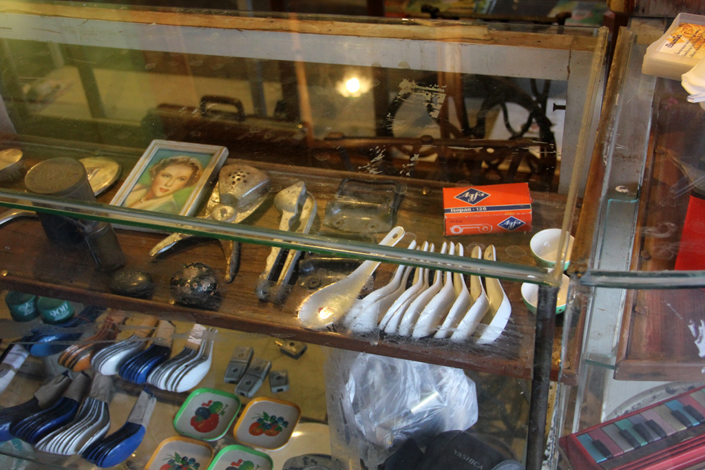 Thai utensils