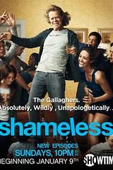 Shameless US poster