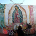 James Rojas, artist and city planner in Los Angeles, shows the Virgin Mary in Los Angeles. by stevesaldivar