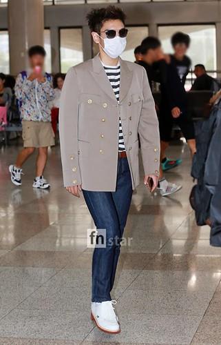 BIGBANG Gimpo to Jeju 2015-05-19 2015-05-19 20