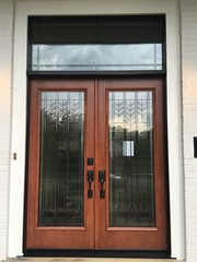 Provia Signet Doors with Transom