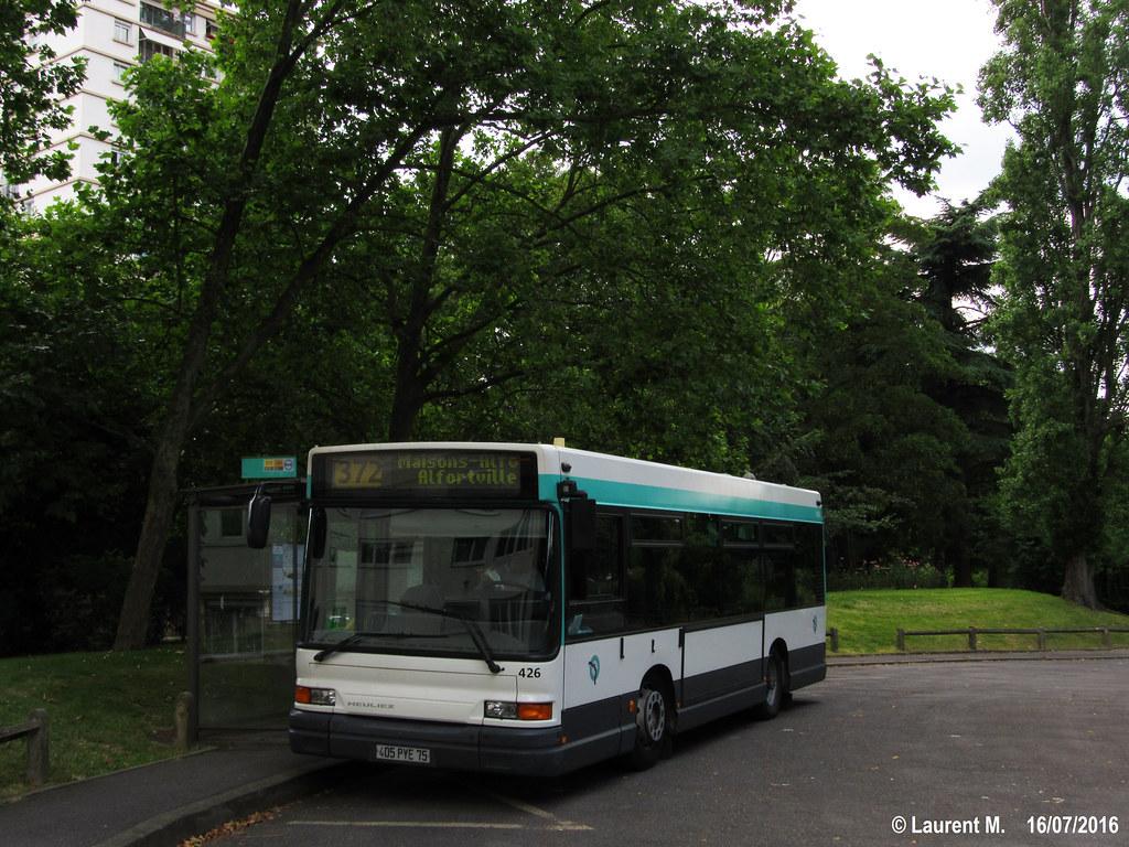 Bus 372 Maisons Alfort Ventana Blog