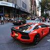 Drive #lamboghini in #nyc, be stuck in traffic a lot quicker than others. I guess at least you'll be turning heads #supercar