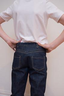 Burda 9406 Jeans