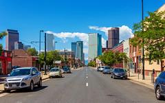 Five Points & The Denver Skyline