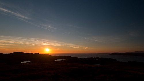 brae scotland unitedkingdom shetland
