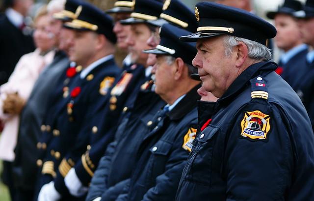 Windsor Firefighter Memorial