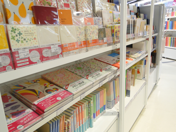 Fabric Paper Glue in Japan - Craft Shopping 2