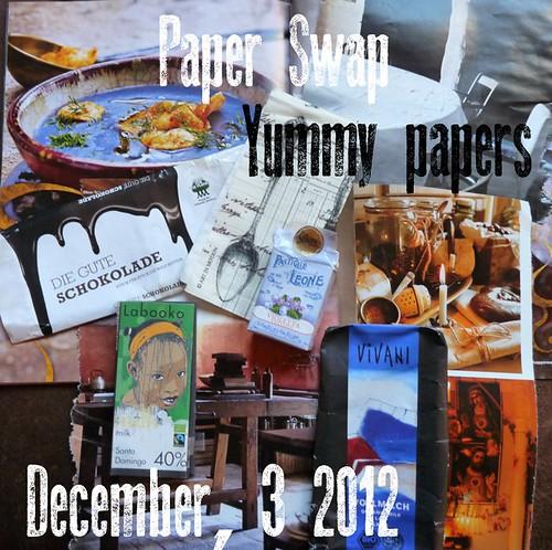 Paper Swap December