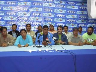 Pepetistas se organizan para la campaña electoral del 16-D