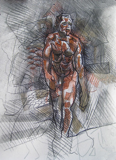 Figure Study / Stepping Up / v/xi/xii