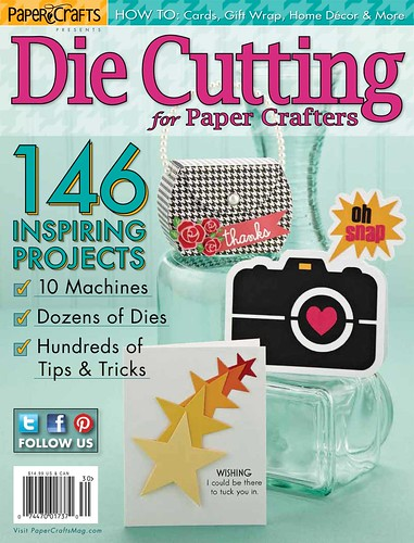 8161660292 7ba4da0e55 Die Cutting for Paper Crafters Blog Hop!