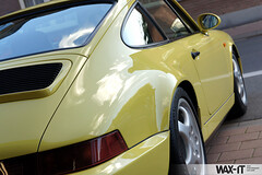 Porsche 964RS Lemon Gelb
