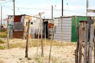 South Africa shack