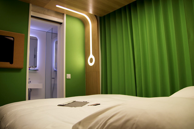 Hotel O in Paris - design hotel