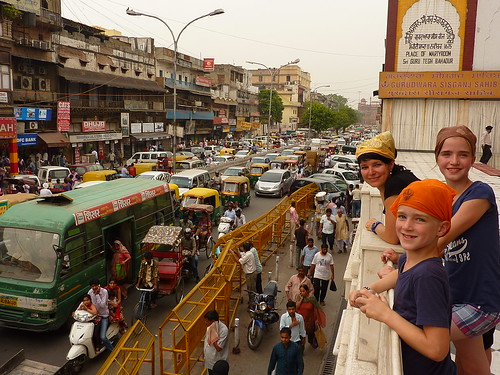 Delhi, India, Chandni Chowk