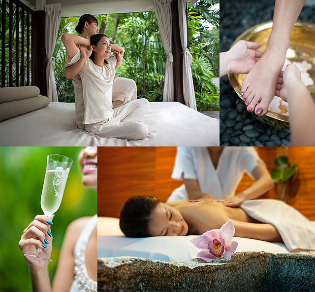 Stock Photography for Damai Spa