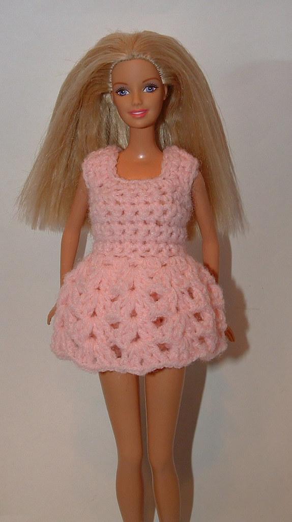 Crochet Barbie Clothes Easy Sante Blog