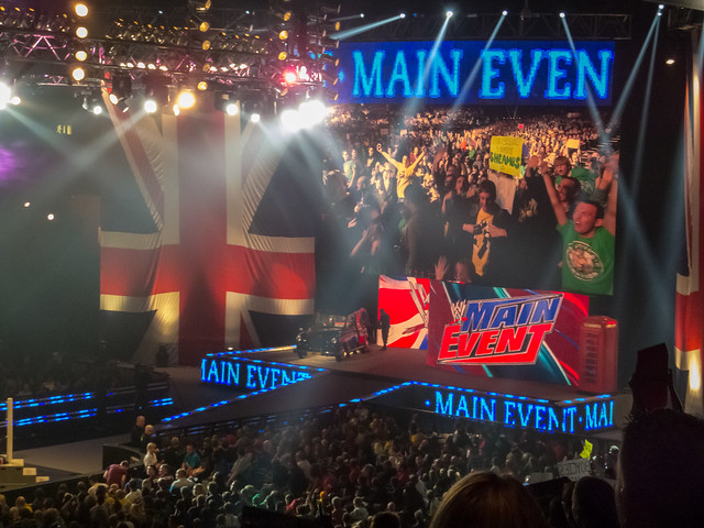 Main Event Definition