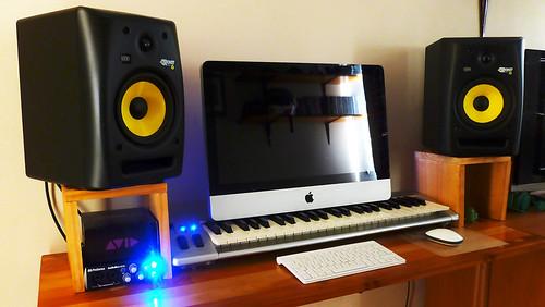 My Desk - Few Changes