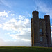 Broadway Tower Sunset III