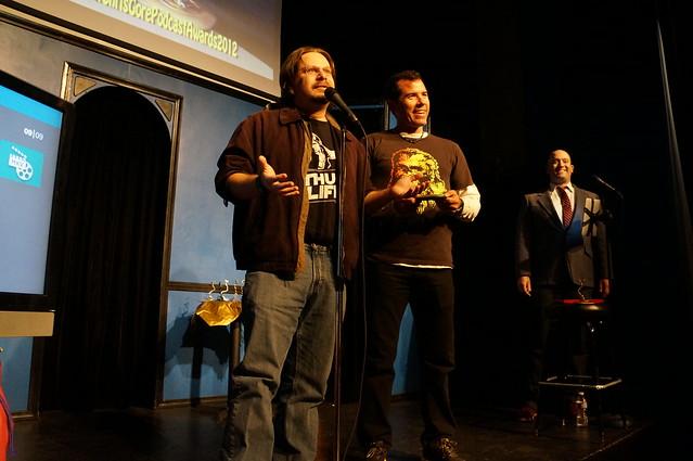 podCRASH Awards 2012
