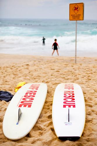 Surf Rescue, Tamarama