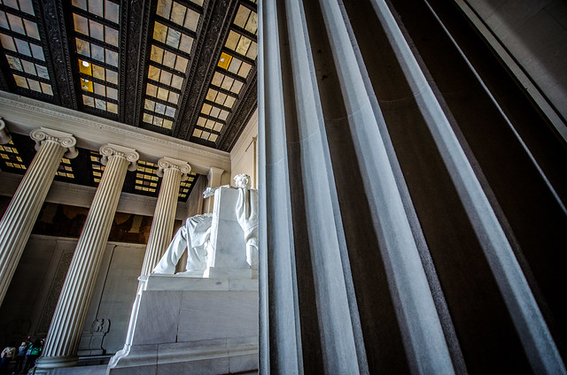 Lincoln Memorial - Wide Angle