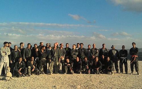 סוף אימון 24, שנת 2012