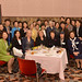 UN Women Executive Director Michelle Bachelet attends a dinner reception hosted by Japan National Committee