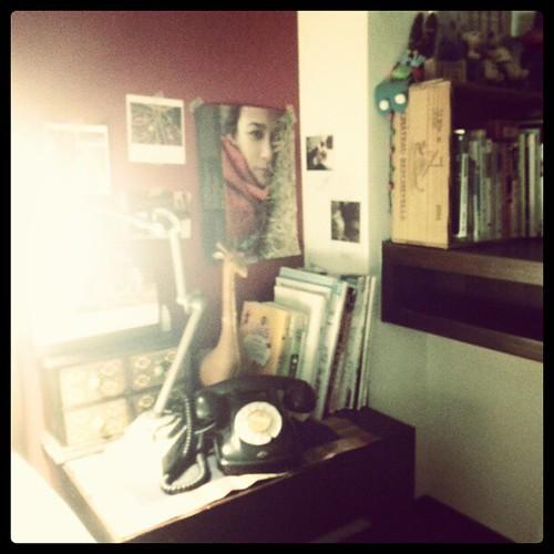My lovely #corner