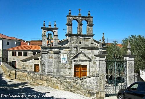 Igreja Matriz de Torre do Pinhão - Portugal