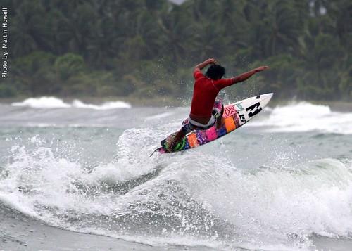 Surfing Baluarte2,  Surigao Del Sur