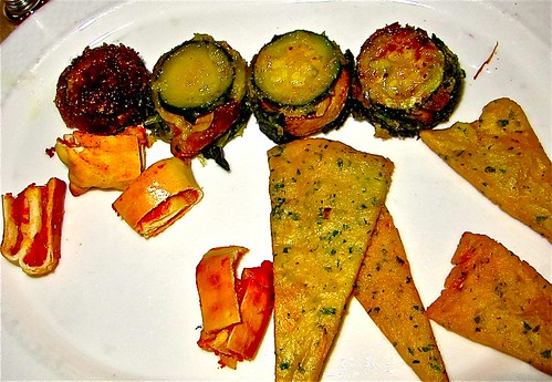 second assortment of appetizers