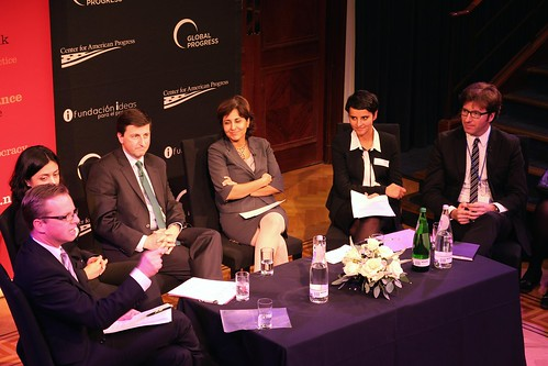 Echanges à Londres sur les politiques progressistes