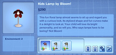 Kids Lamp by Bloom!