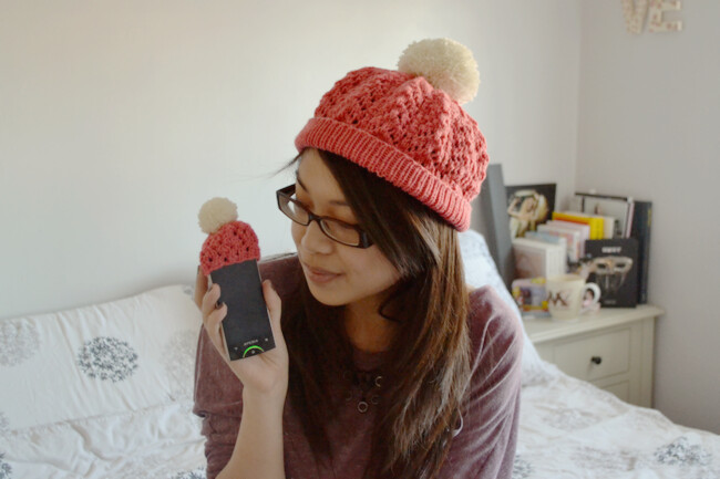 daisybutter - UK Style and Fashion Blog: innocent drinks, innocent smoothies, the big knit