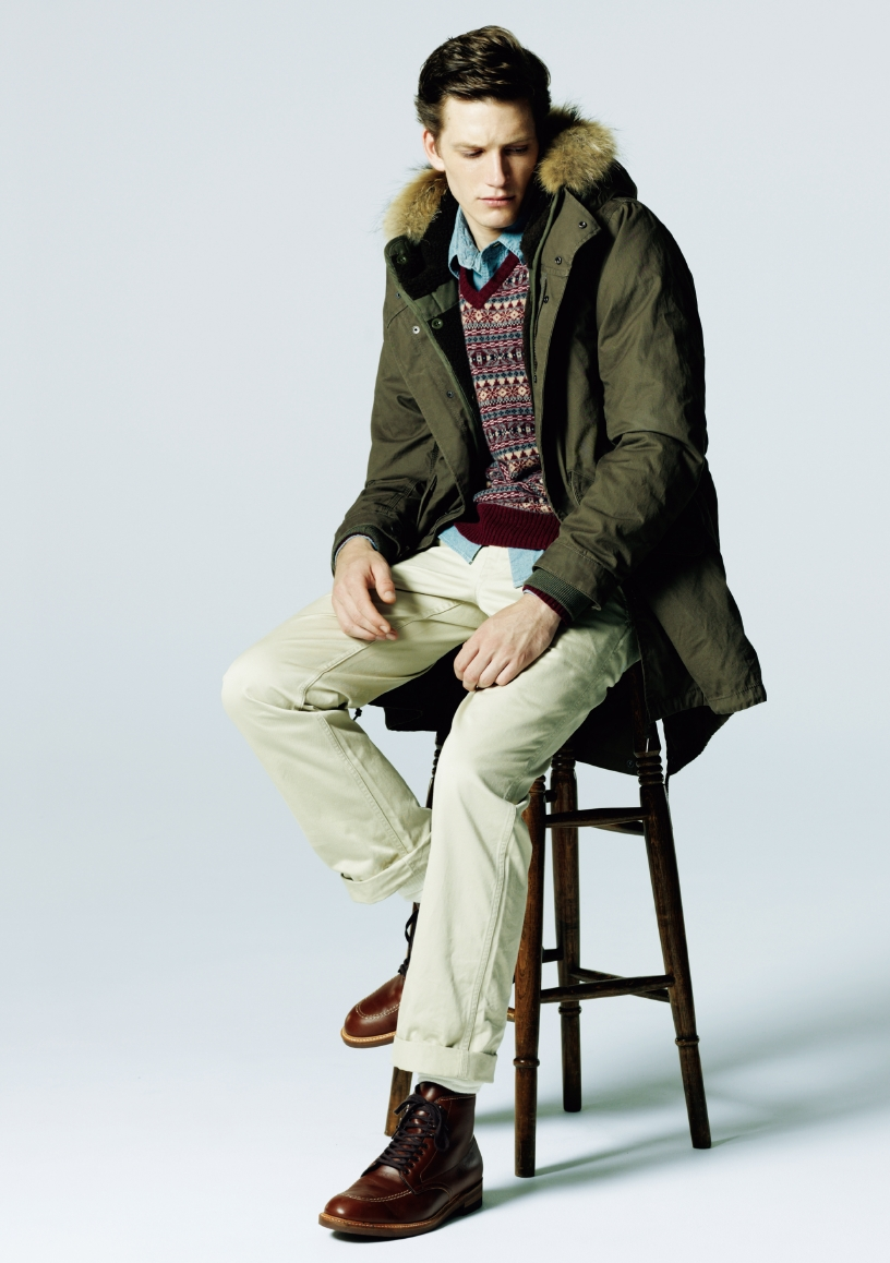 Florian Van Bael0020_Right-on 2012 Fall & Winter