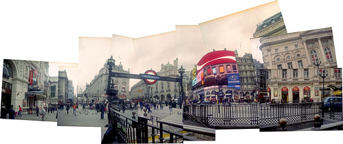 Piccadilly Circus by pho-Tony