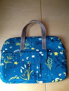laptop bag!