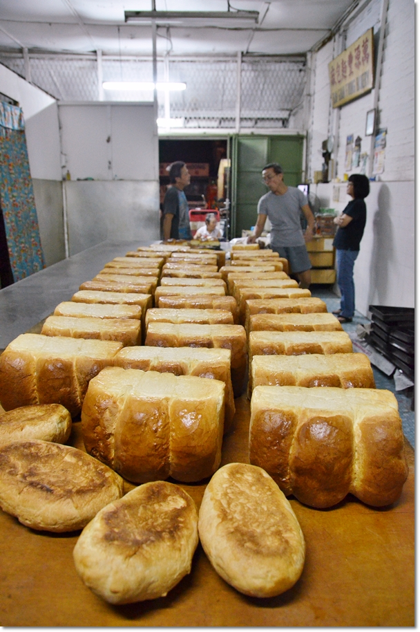 Fresh Hainanese Breads