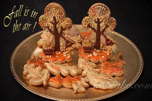 Fall tree-m5cake 1