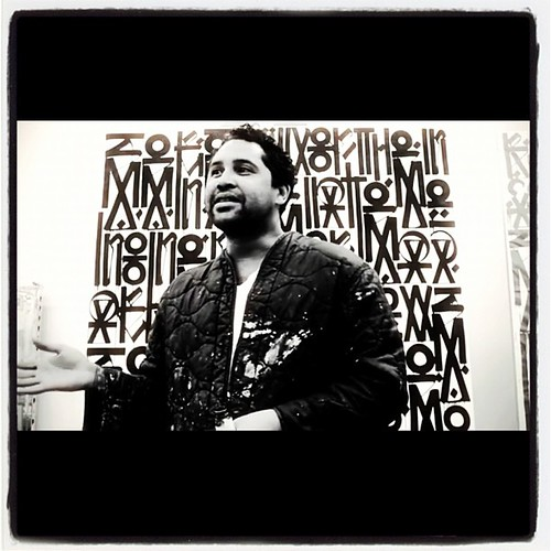 Our video with Retna has now been released! Check it out! vimeo.com/53741871