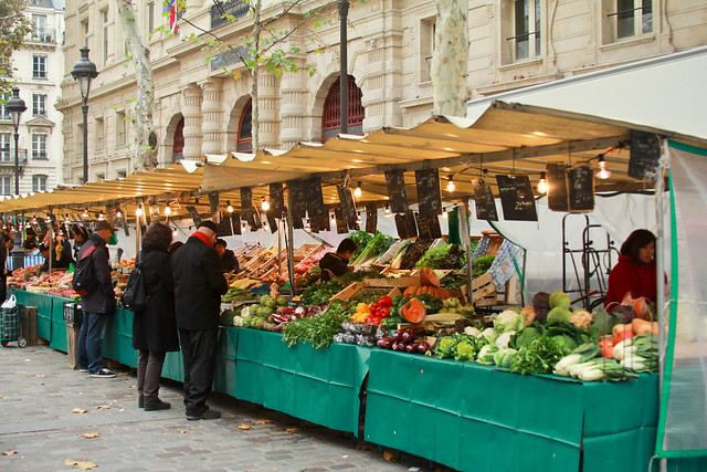 Marais market