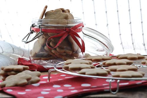 Pepparkakor, biscotti svedesi speziati