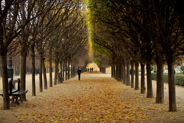 Palais Royal Gardens, Paris