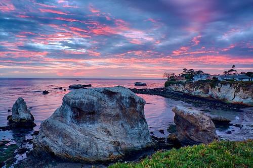 california coast 2012 californiacoast sunrisesunsets hdrmerge