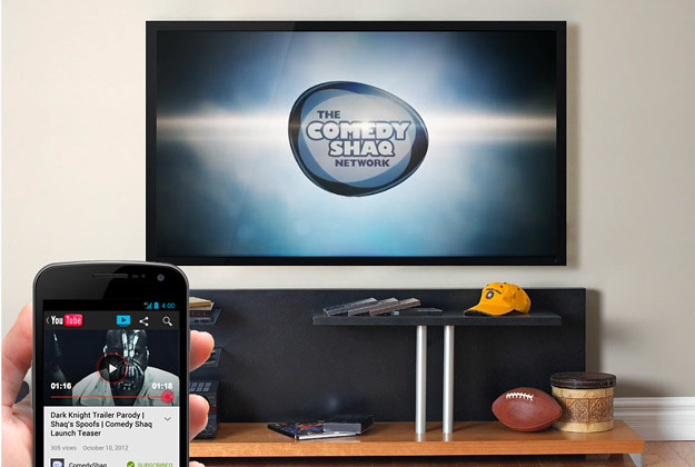 Google streaming service Android
